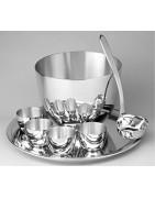 Электролиты для гальванического серебрения металлов. Растворы серебрения Metalor